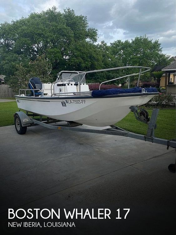 Used Boston Whaler 17 Boats For Sale by owner | 2001 Boston Whaler Montauk 17