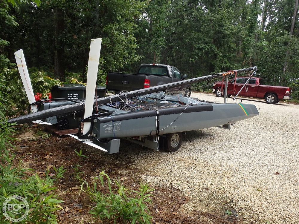 2017 Whisper boat for sale, model of the boat is 18 & Image # 3 of 40