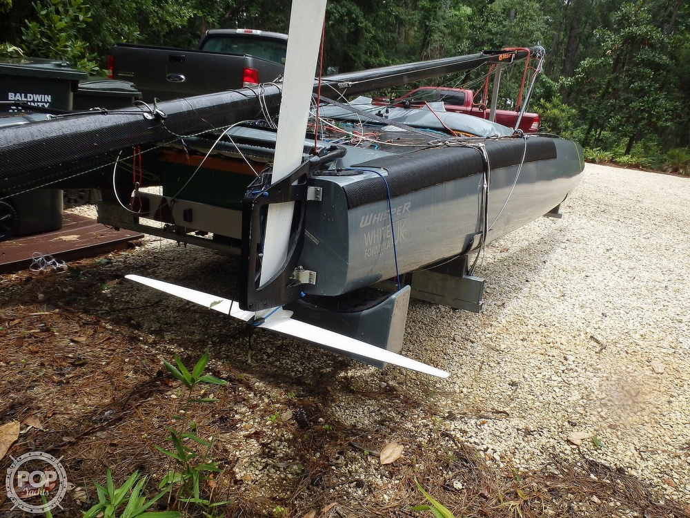 2017 Whisper boat for sale, model of the boat is 18 & Image # 26 of 40