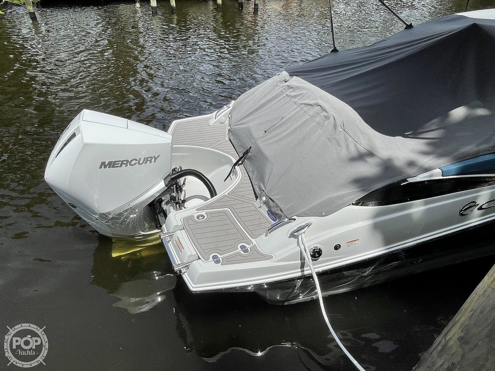 2021 Crownline boat for sale, model of the boat is E 235 XS & Image # 9 of 40