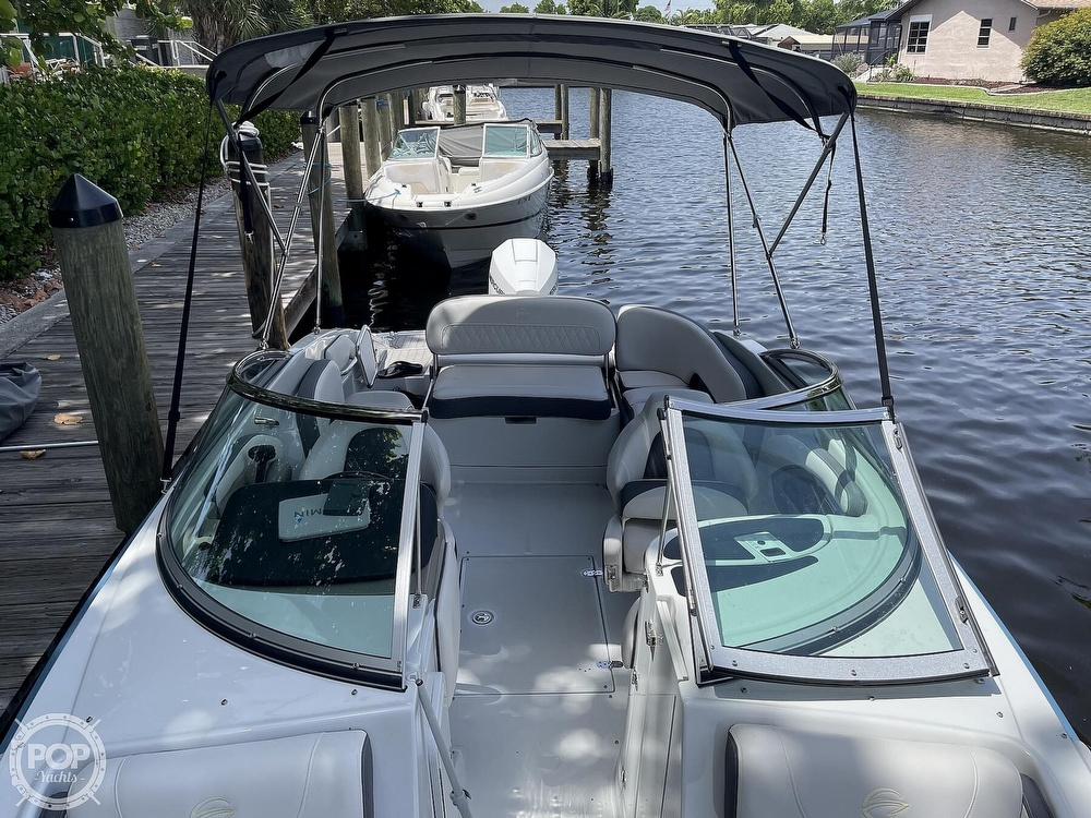 2021 Crownline boat for sale, model of the boat is E 235 XS & Image # 23 of 40