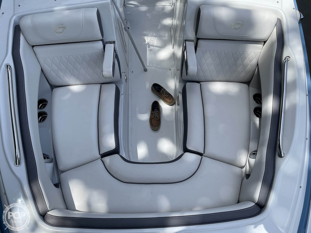 2021 Crownline boat for sale, model of the boat is E 235 XS & Image # 26 of 40