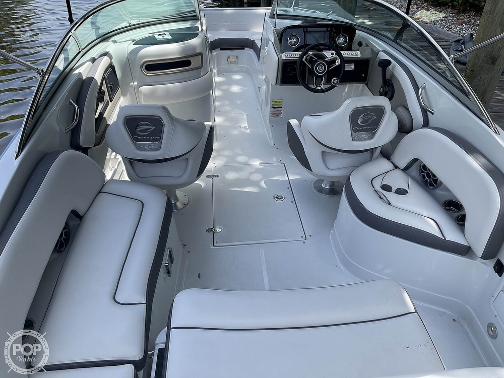2021 Crownline boat for sale, model of the boat is E 235 XS & Image # 40 of 40