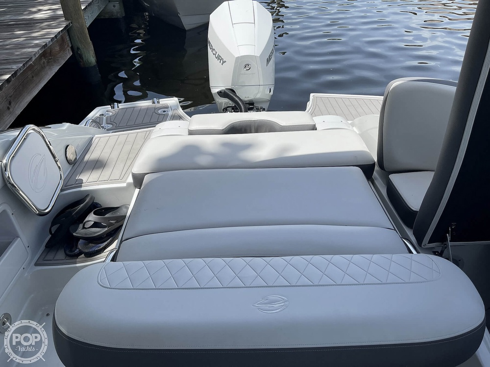 2021 Crownline boat for sale, model of the boat is E 235 XS & Image # 4 of 40