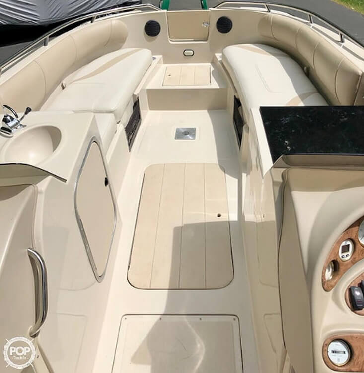 1999 Mariah boat for sale, model of the boat is Jubilee 214 & Image # 5 of 19