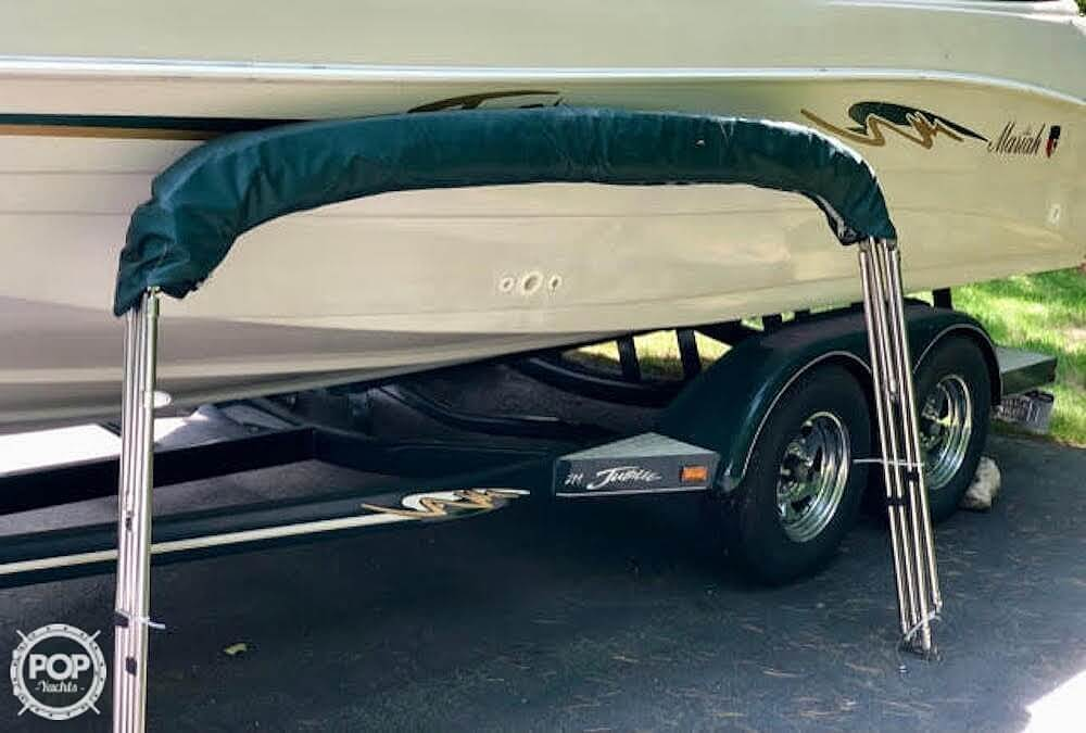 1999 Mariah boat for sale, model of the boat is Jubilee 214 & Image # 17 of 19