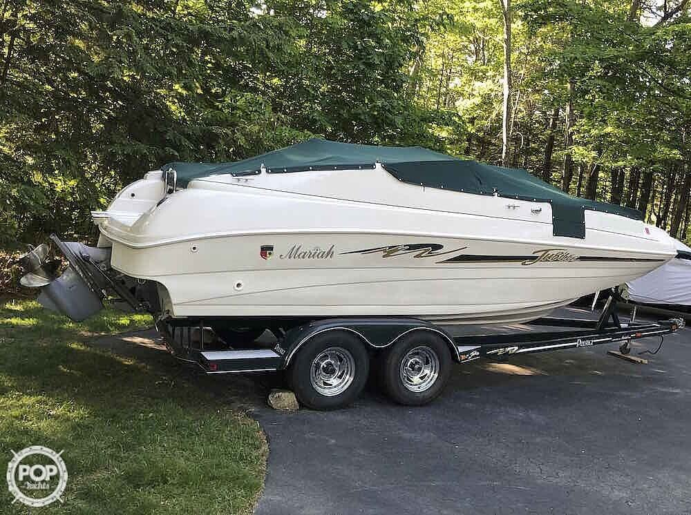 1999 Mariah boat for sale, model of the boat is Jubilee 214 & Image # 2 of 19