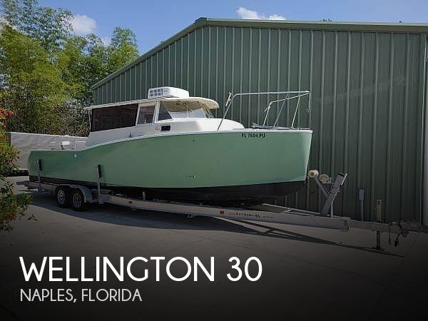 Used Power boats For Sale in Dothan, Alabama by owner | 2014 Wellington 30