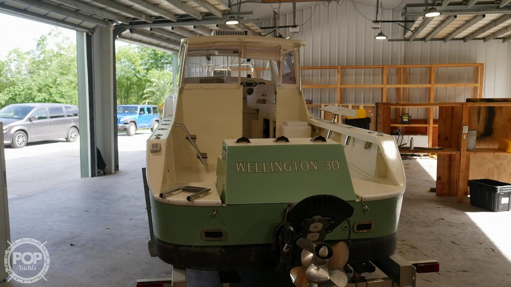 2014 Wellington boat for sale, model of the boat is 30 & Image # 4 of 40