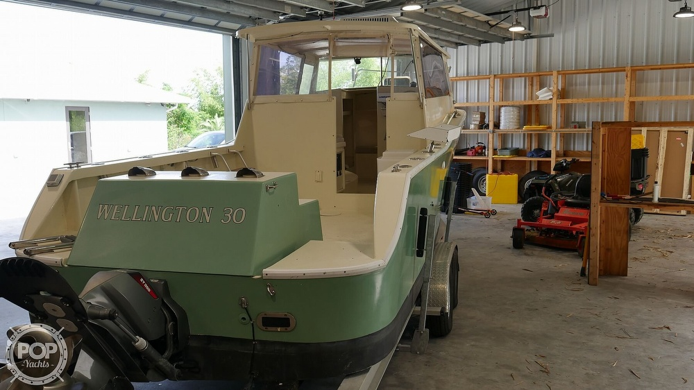 2014 Wellington boat for sale, model of the boat is 30 & Image # 5 of 40