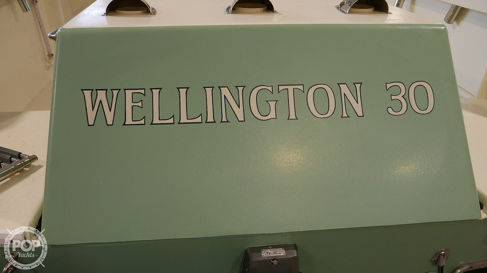 2014 Wellington boat for sale, model of the boat is 30 & Image # 17 of 40