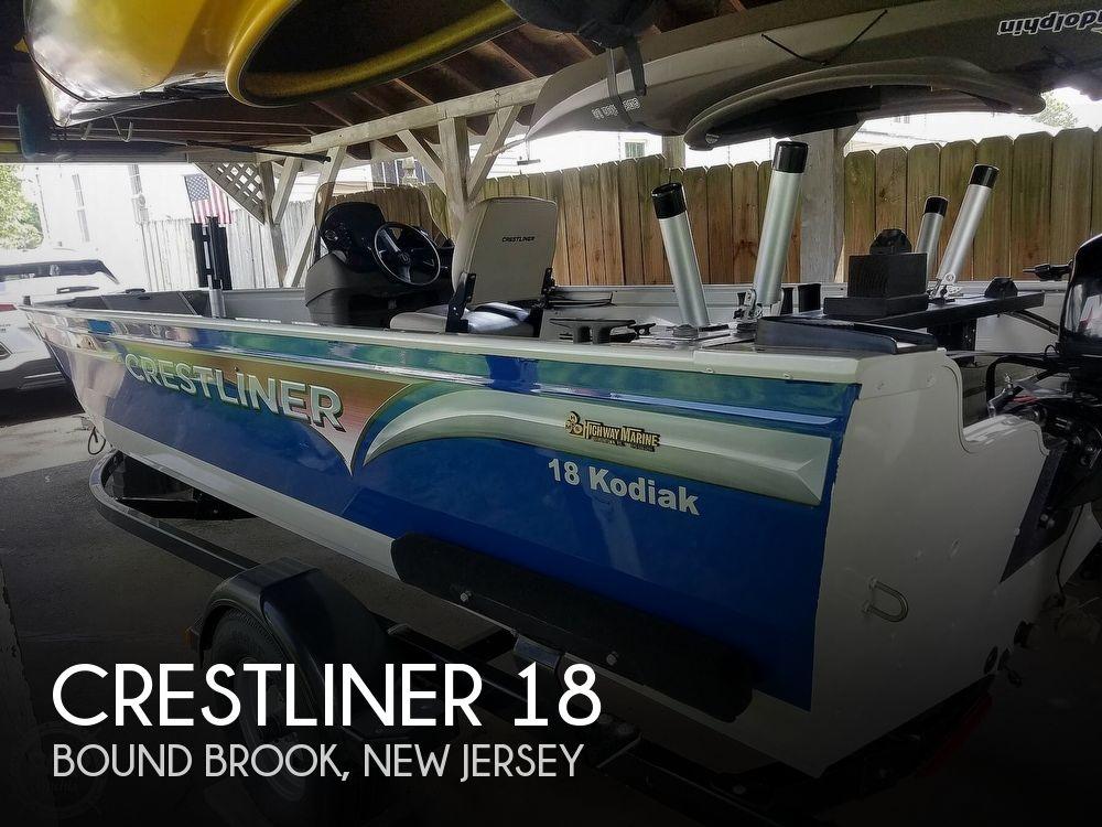 2012 CRESTLINER 18 KODIAK for sale
