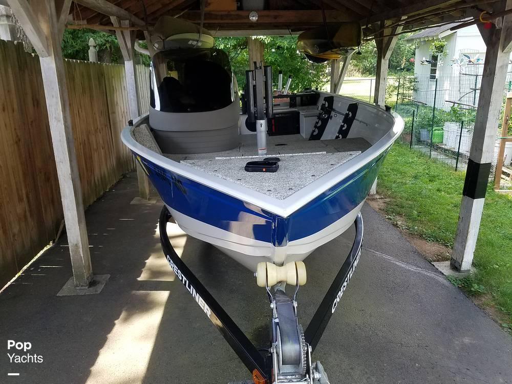 2012 Crestliner boat for sale, model of the boat is 18 Kodiak & Image # 5 of 40