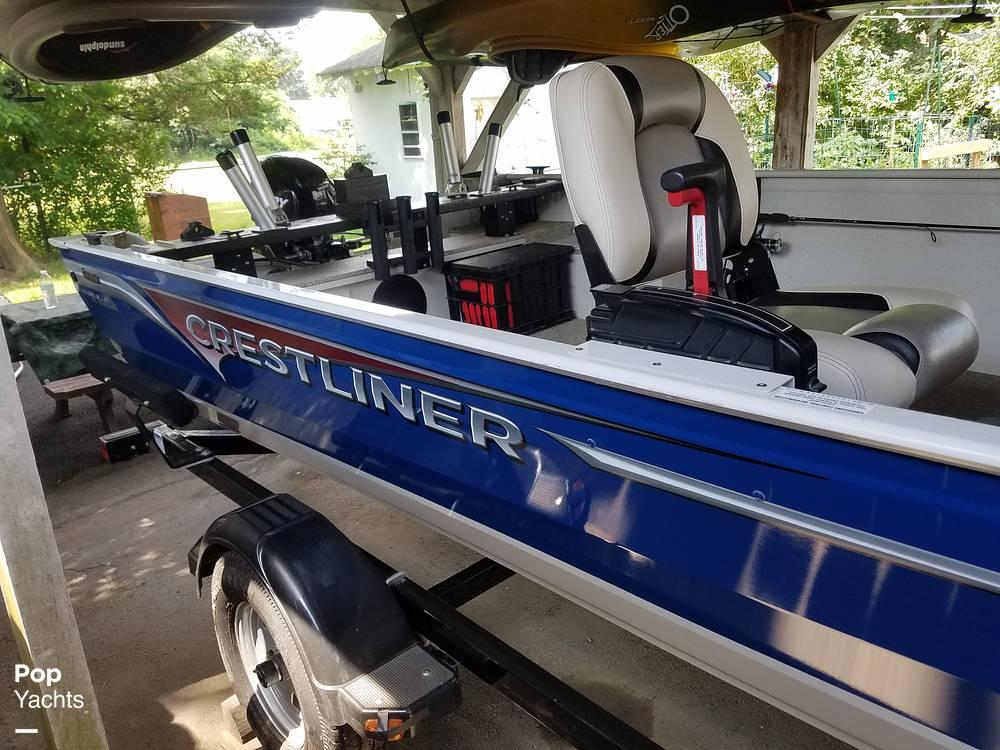 2012 Crestliner boat for sale, model of the boat is 18 Kodiak & Image # 14 of 40
