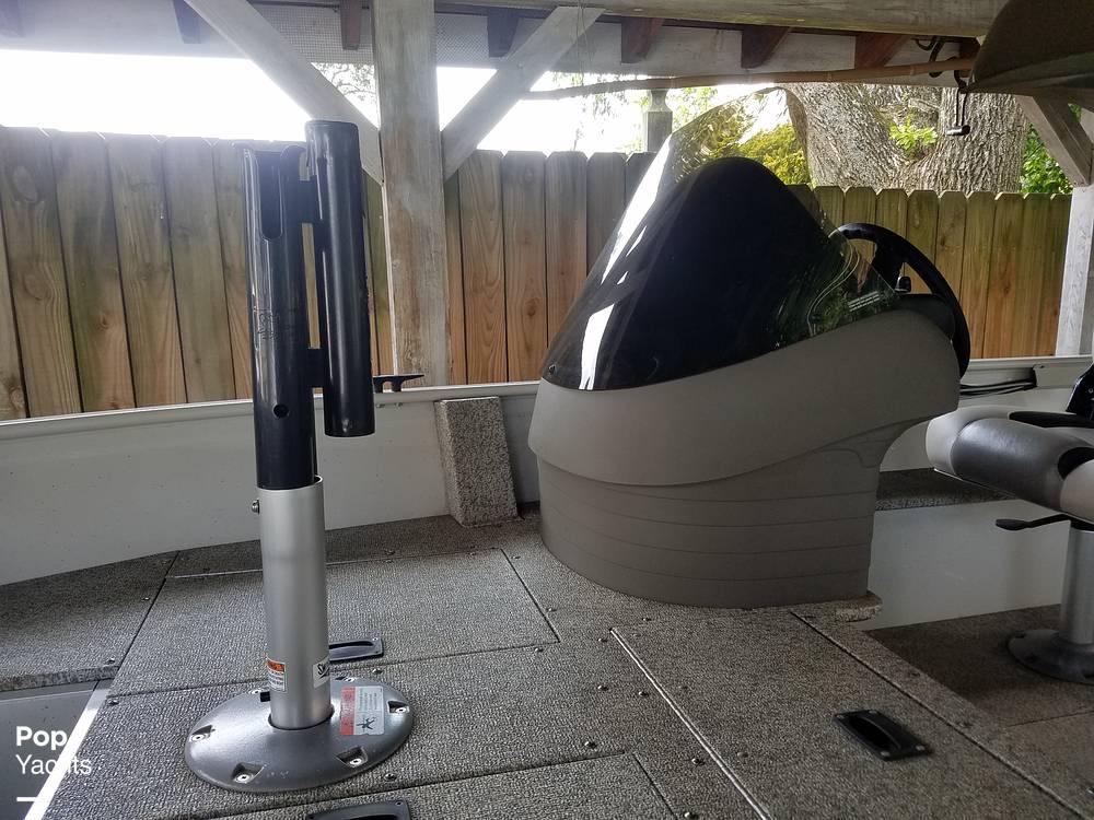 2012 Crestliner boat for sale, model of the boat is 18 Kodiak & Image # 22 of 40
