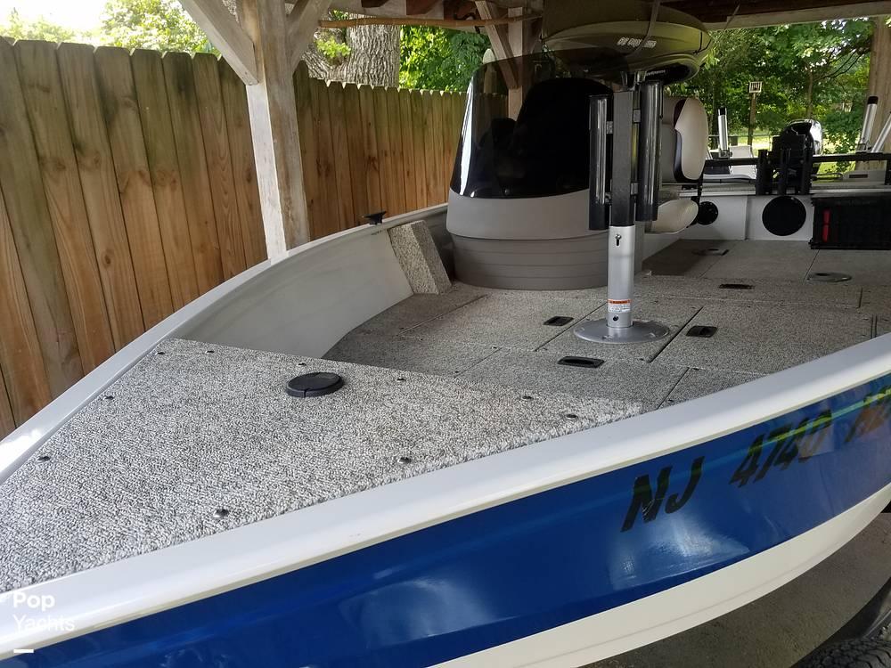 2012 Crestliner boat for sale, model of the boat is 18 Kodiak & Image # 27 of 40