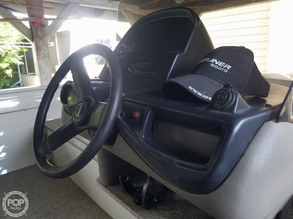 2012 Crestliner boat for sale, model of the boat is 18 Kodiak & Image # 34 of 40