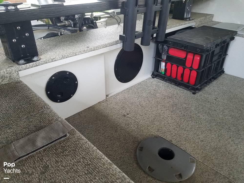 2012 Crestliner boat for sale, model of the boat is 18 Kodiak & Image # 40 of 40