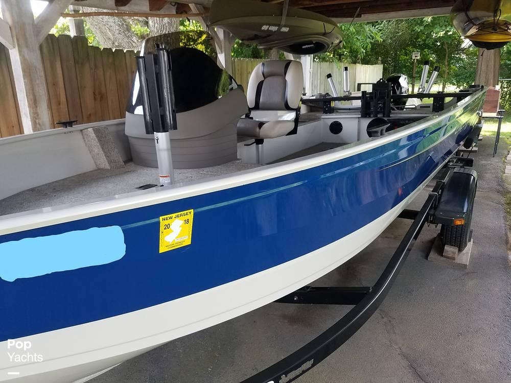2012 Crestliner boat for sale, model of the boat is 18 Kodiak & Image # 4 of 40