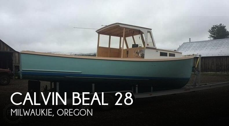 2007 Calvin Beal boat for sale, model of the boat is 28 & Image # 1 of 40
