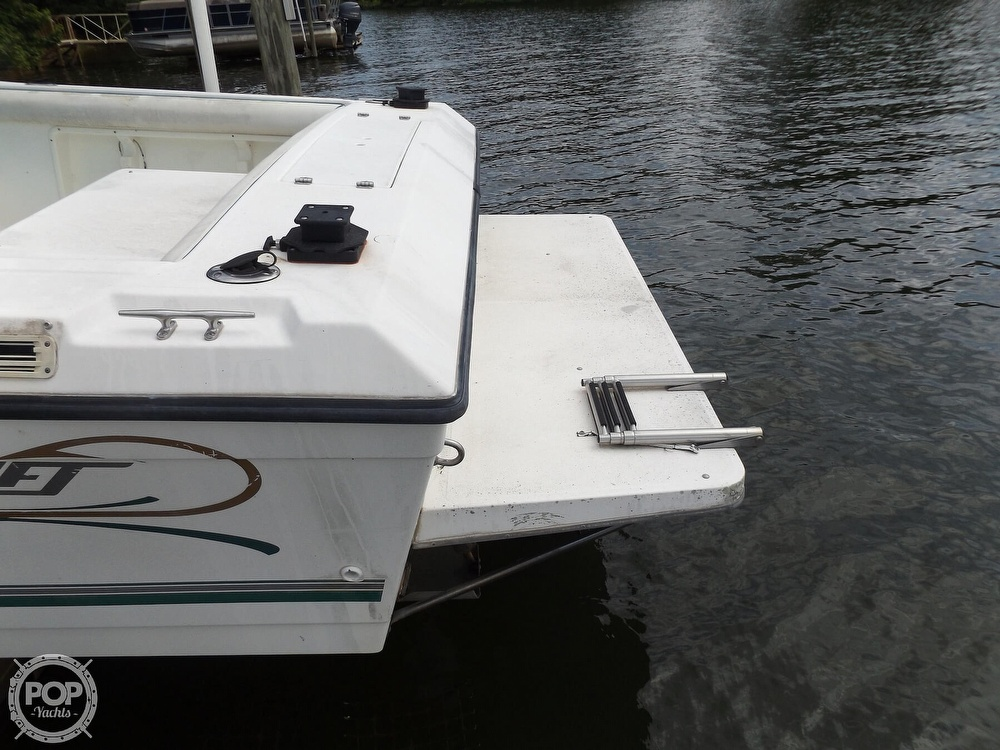 1998 Sportcraft boat for sale, model of the boat is 232 Fishmaster & Image # 4 of 40