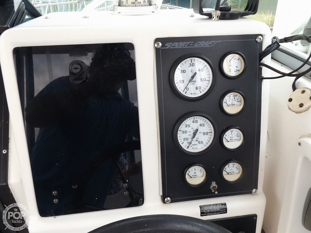 1998 Sportcraft boat for sale, model of the boat is 232 Fishmaster & Image # 40 of 40