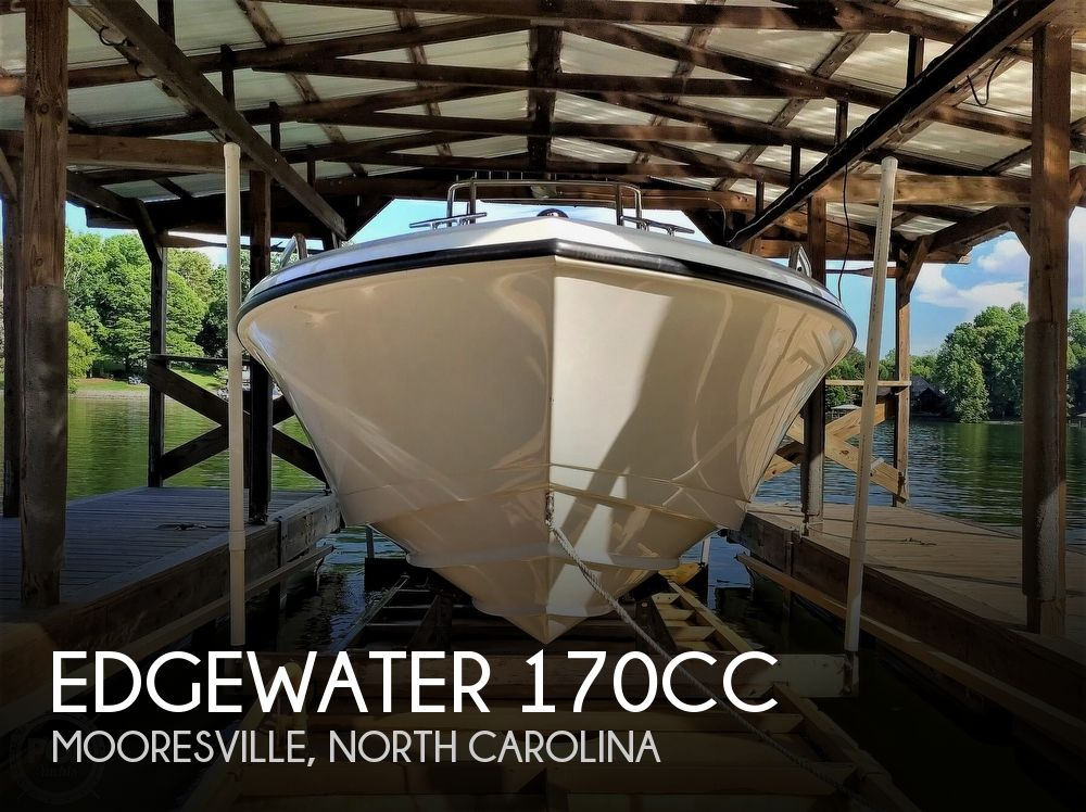 2018 Edgewater boat for sale, model of the boat is 170CC & Image # 1 of 40