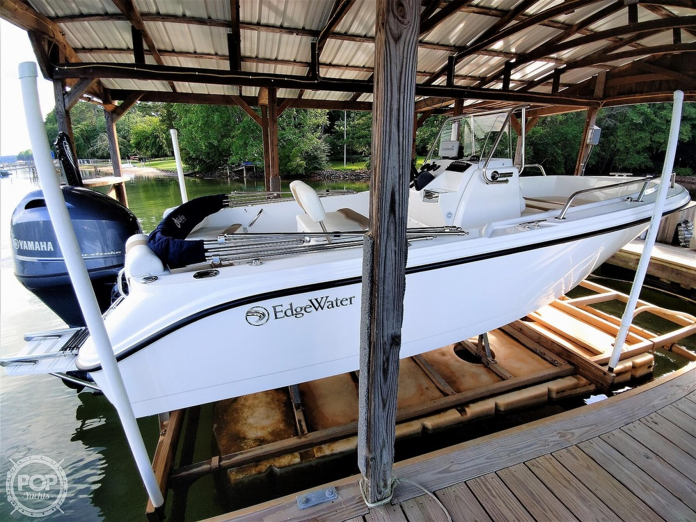 2018 Edgewater boat for sale, model of the boat is 170CC & Image # 4 of 40