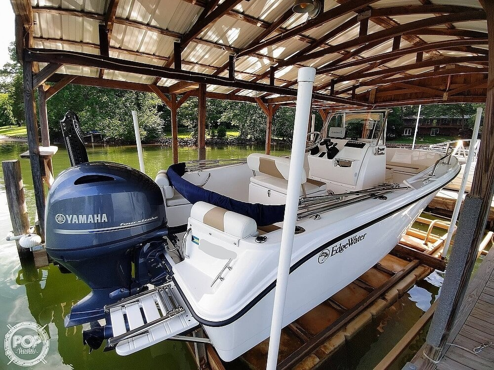 2018 Edgewater boat for sale, model of the boat is 170CC & Image # 7 of 40