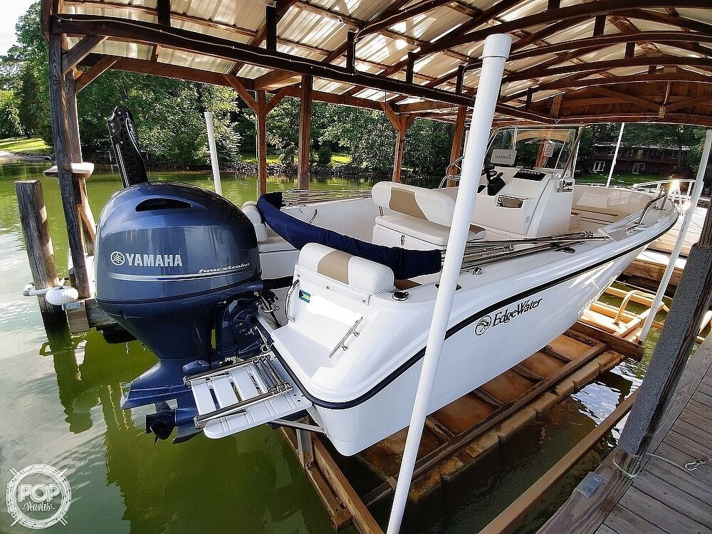 2018 Edgewater boat for sale, model of the boat is 170CC & Image # 17 of 40