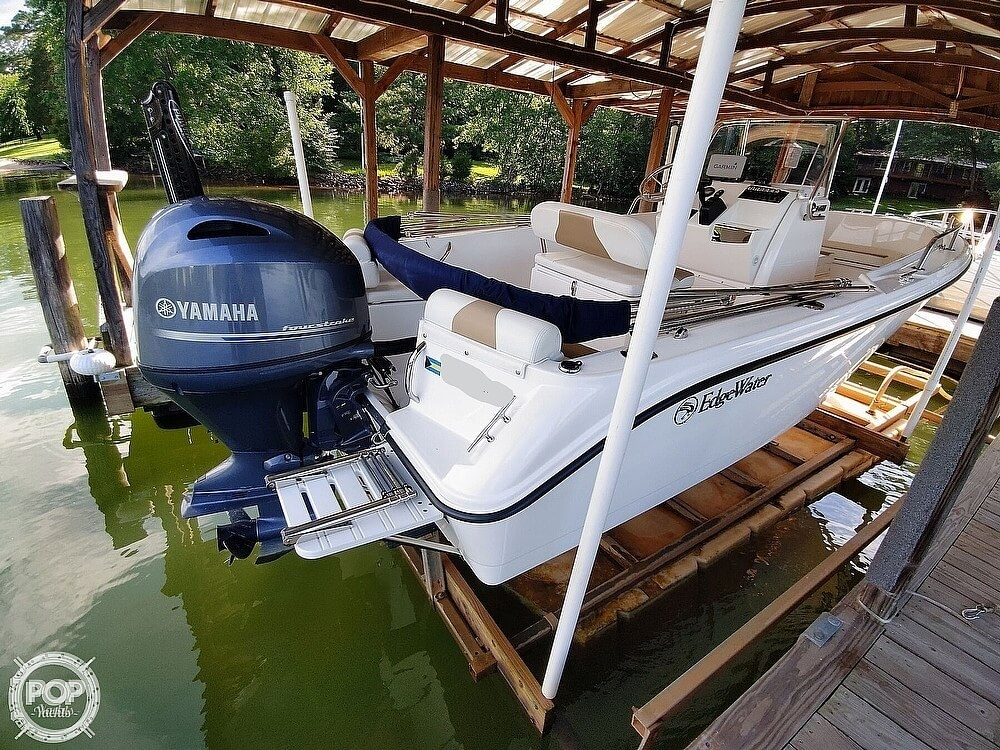 2018 Edgewater boat for sale, model of the boat is 170CC & Image # 16 of 40