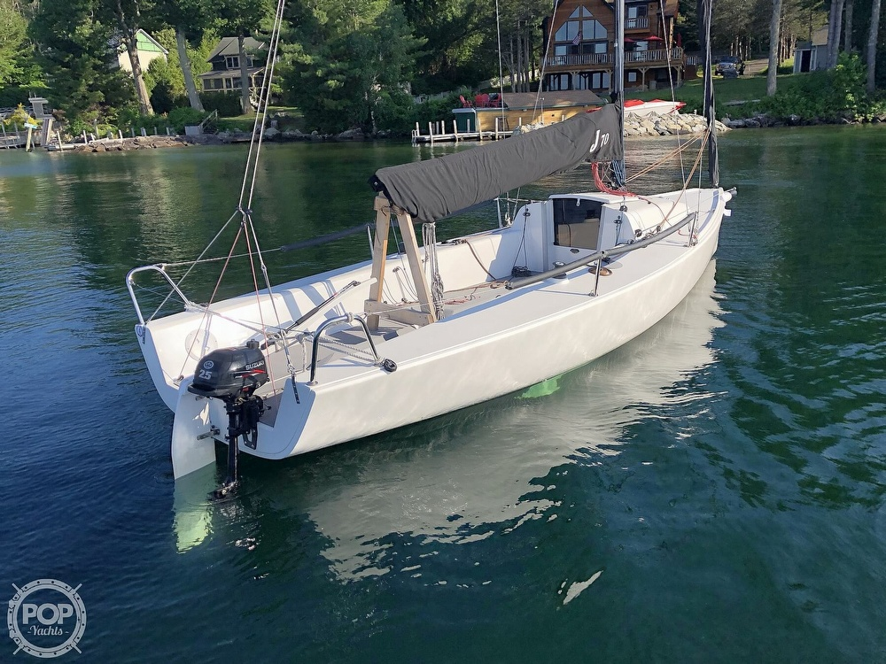2016 J Boats boat for sale, model of the boat is J70 & Image # 14 of 40