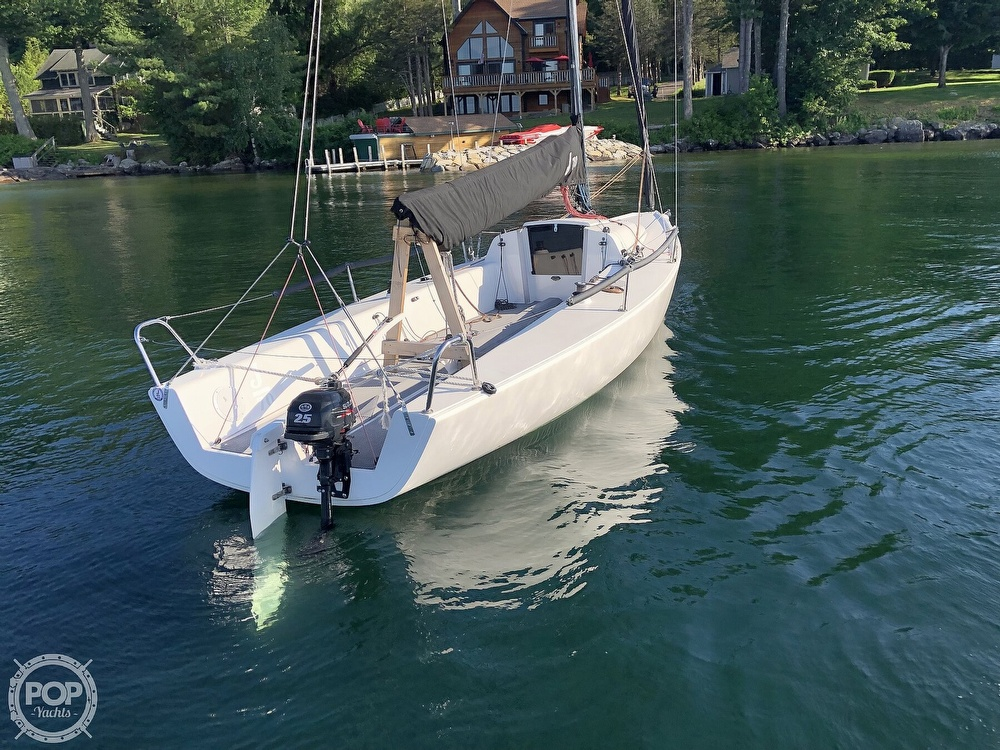 2016 J Boats boat for sale, model of the boat is J70 & Image # 12 of 40