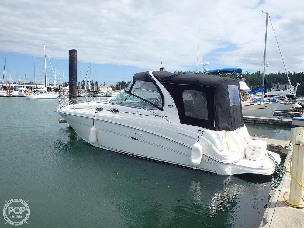 2007 Sea Ray boat for sale, model of the boat is 300 Sundancer & Image # 2 of 40