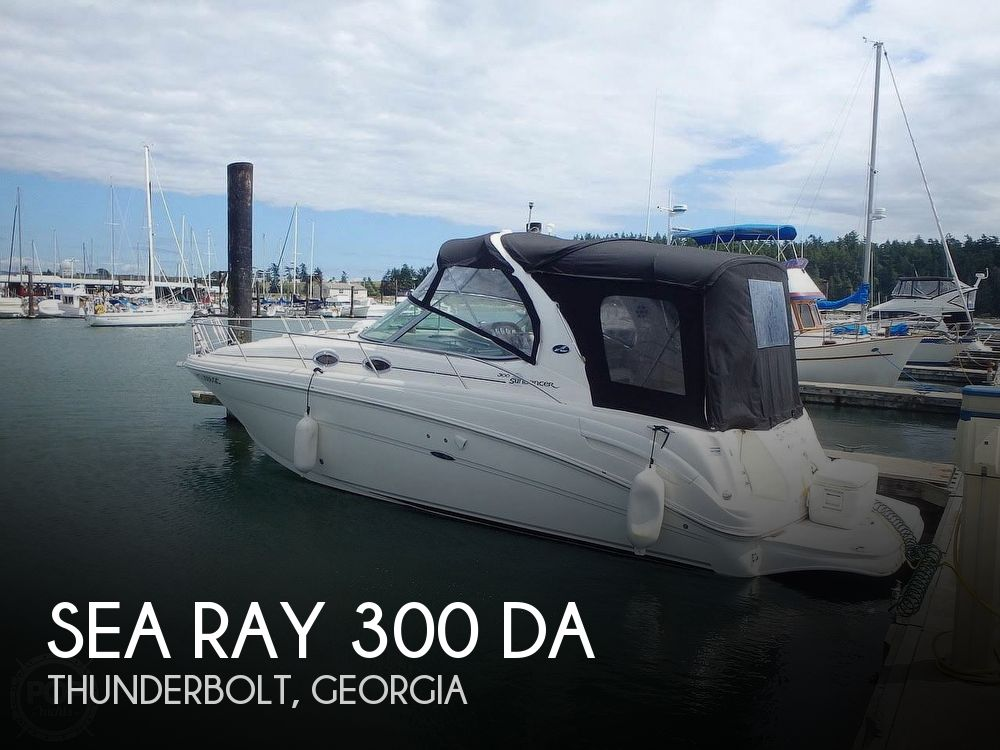 Used Power boats For Sale in Savannah, Georgia by owner   2007 Sea Ray 300 DA