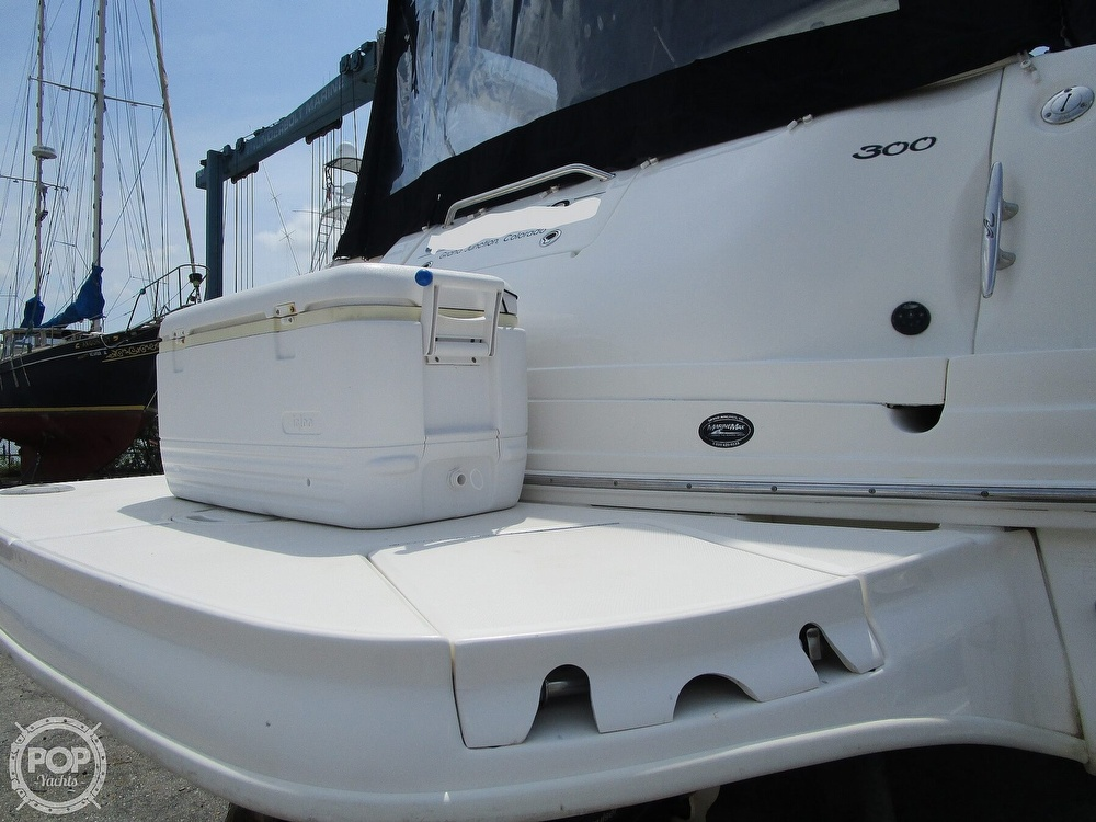2007 Sea Ray boat for sale, model of the boat is 300 Sundancer & Image # 20 of 40