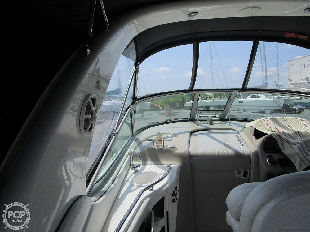 2007 Sea Ray boat for sale, model of the boat is 300 Sundancer & Image # 35 of 40