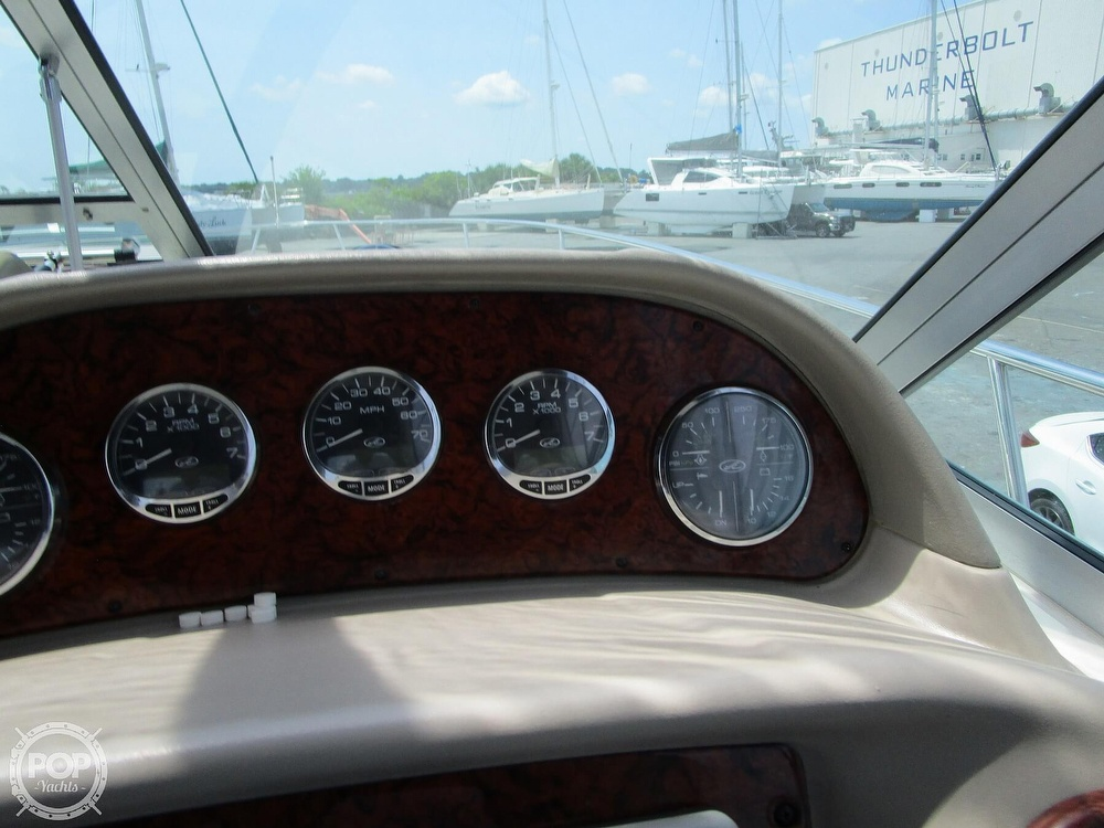 2007 Sea Ray boat for sale, model of the boat is 300 Sundancer & Image # 40 of 40