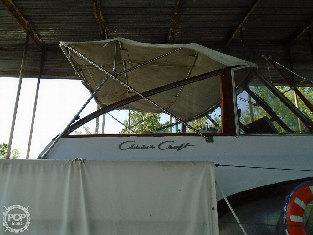 1959 Chris Craft boat for sale, model of the boat is Constellation 42 & Image # 4 of 40