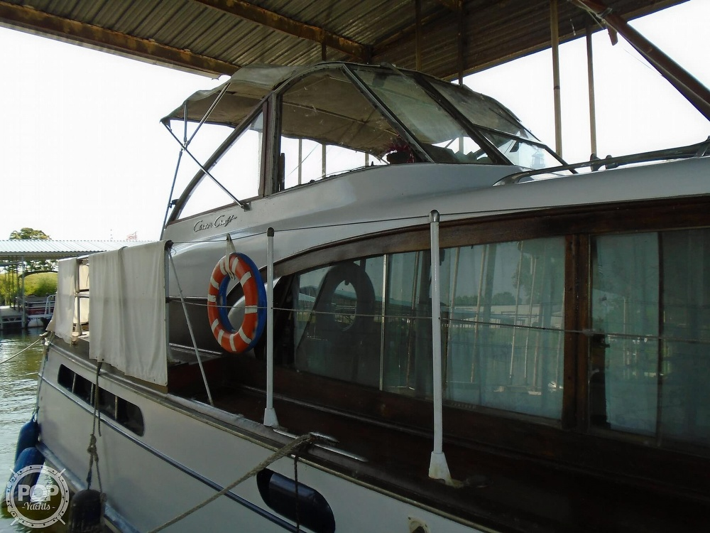 1959 Chris Craft boat for sale, model of the boat is Constellation 42 & Image # 5 of 40
