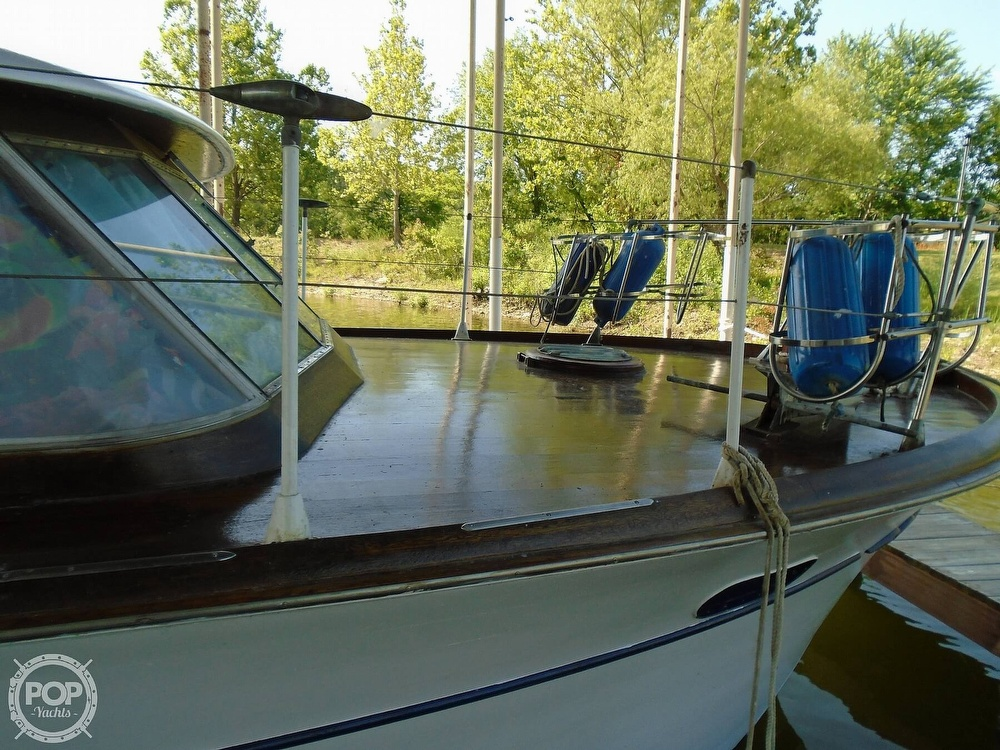 1959 Chris Craft boat for sale, model of the boat is Constellation 42 & Image # 7 of 40