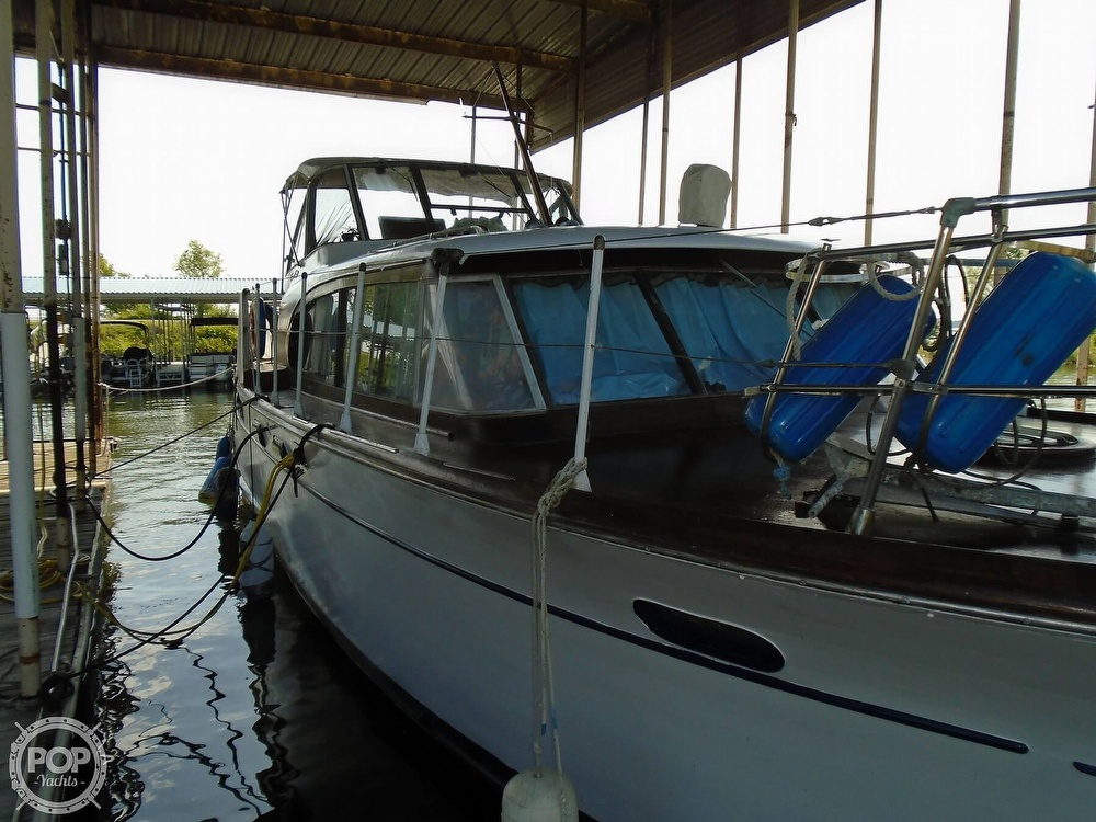 1959 Chris Craft boat for sale, model of the boat is Constellation 42 & Image # 8 of 40