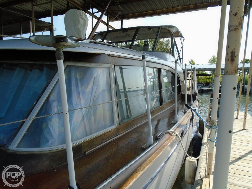 1959 Chris Craft boat for sale, model of the boat is Constellation 42 & Image # 12 of 40