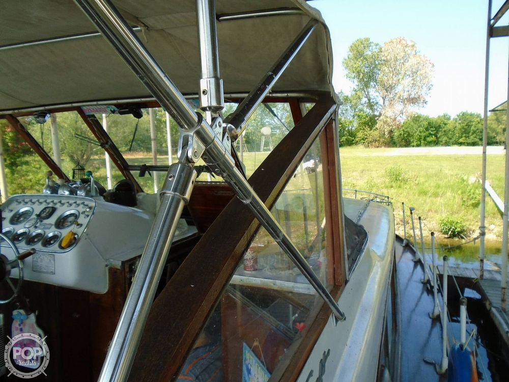 1959 Chris Craft boat for sale, model of the boat is Constellation 42 & Image # 21 of 40