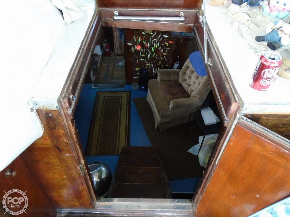 1959 Chris Craft boat for sale, model of the boat is Constellation 42 & Image # 27 of 40