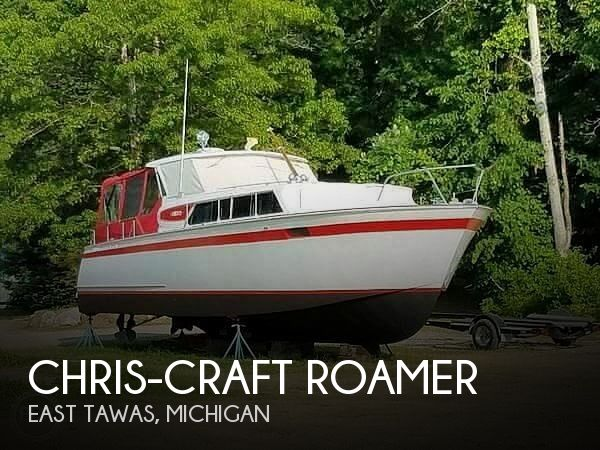 1964 Chris-Craft Roamer