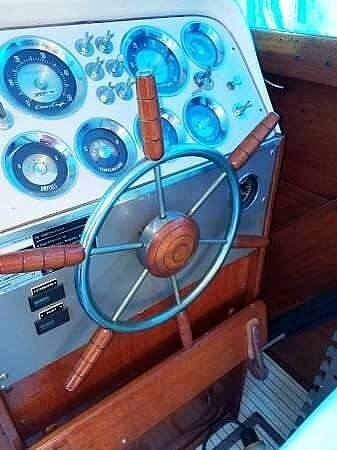 1964 Chris Craft boat for sale, model of the boat is Roamer & Image # 4 of 15