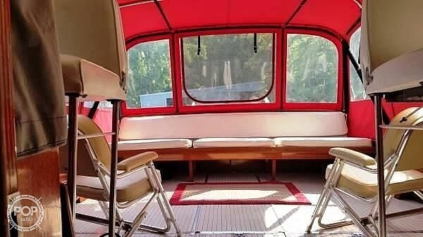 1964 Chris Craft boat for sale, model of the boat is Roamer & Image # 6 of 15