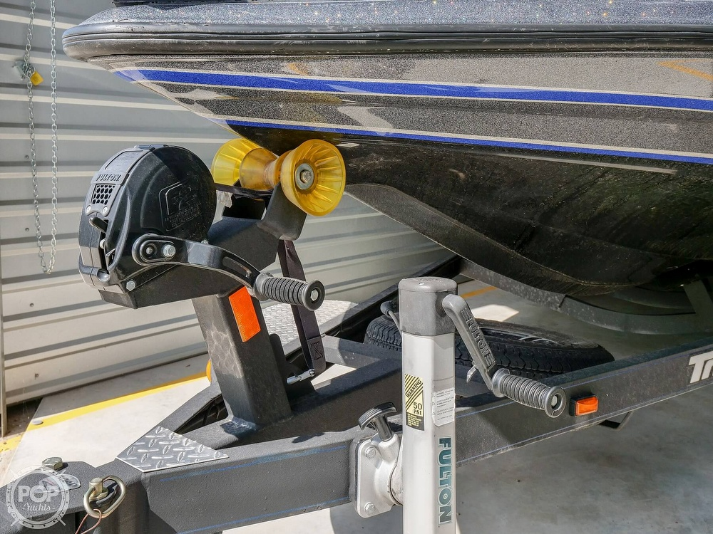 2019 Triton boat for sale, model of the boat is 20TRX Patriot Elite & Image # 17 of 40
