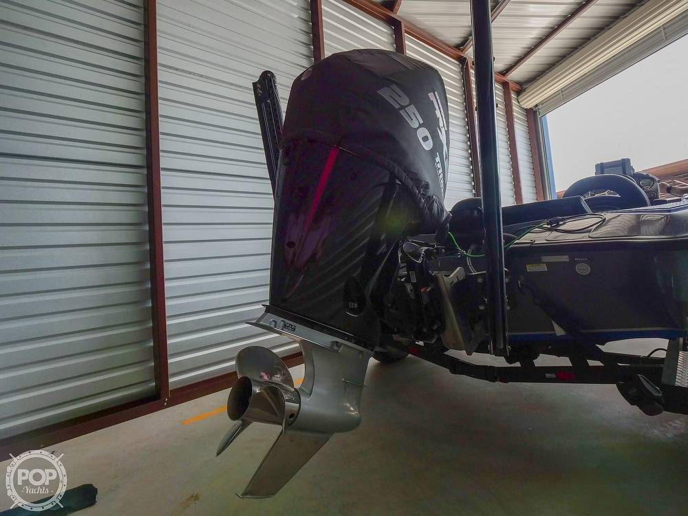 2019 Triton boat for sale, model of the boat is 20TRX Patriot Elite & Image # 22 of 40